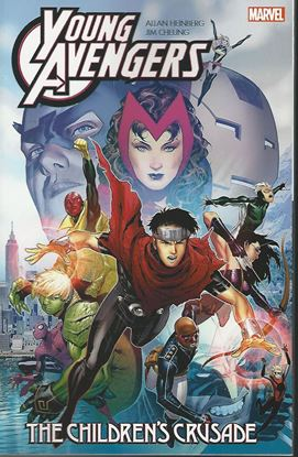 Picture of YOUNG AVENGERS BY HEINBERG CHEUNG TP CHILDRENS CRUSADE