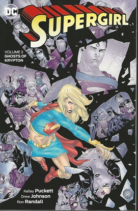 Picture of SUPERGIRL TP VOL 03 GHOSTS OF KRYPTON