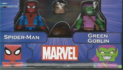 Picture of MARVEL MINIMATES GREATEST HITS SERIES 1 SPIDER-MAN & GREEN GOBLIN 2-PACK