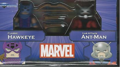 Picture of MARVEL MINIMATES GREATEST HITS SERIES 2 HAWKEYE & ANT-MAN 2-PACK