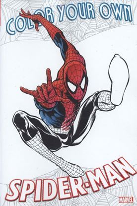 Picture of COLOR YOUR OWN SPIDER-MAN TPB