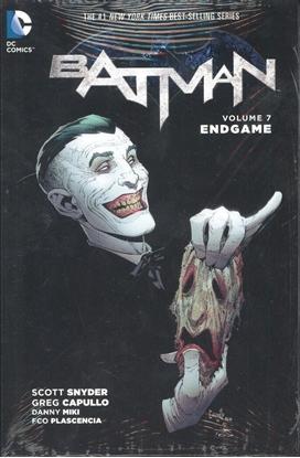 Picture of BATMAN HC VOL 7 ENDGAME
