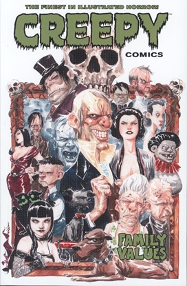 Picture of CREEPY COMICS TP VOL 04