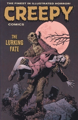 Picture of CREEPY COMICS TP VOL 03 LURKING FATE