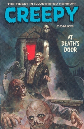 Picture of CREEPY COMICS TP VOL 02 AT DEATHS DOOR