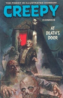 Picture of CREEPY COMICS TP VOL 02 AT DEATHS DOOR
