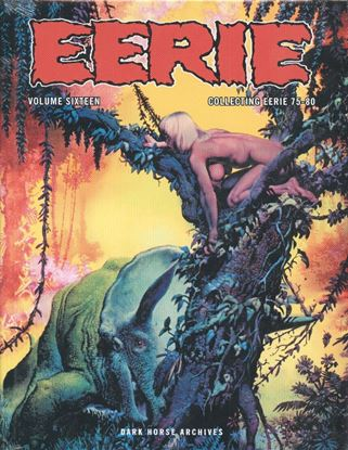 Picture of EERIE ARCHIVES HC VOL 16