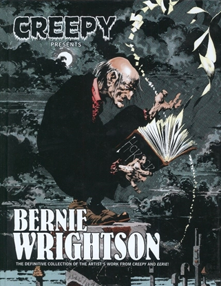 Picture of CREEPY PRESENTS BERNIE WRIGHTSON HC