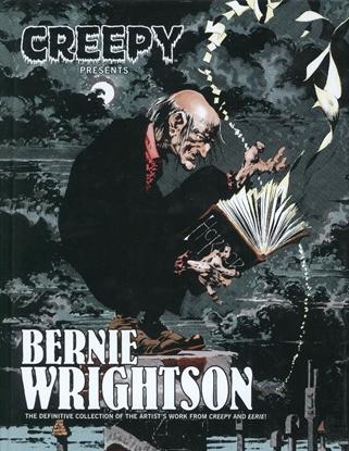Picture of CREEPY PRESENTS BERNIE WRIGHTSON HC