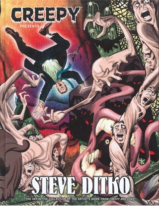 Picture of CREEPY PRESENTS STEVE DITKO HC