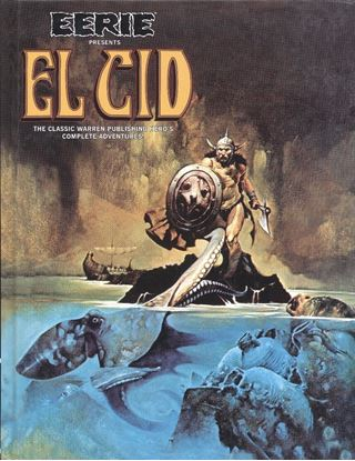 Picture of EERIE PRESENTS EL CID HC