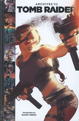 Picture of TOMB RAIDER ARCHIVES HC VOL 02