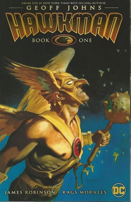 Picture of HAWKMAN BY GEOFF JOHNS TP BOOK 01