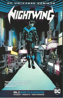 Picture of NIGHTWING TP VOL 02 BACK TO BLUDHAVEN (REBIRTH)