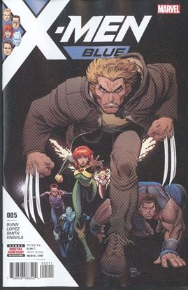 Picture of X-MEN BLUE #5