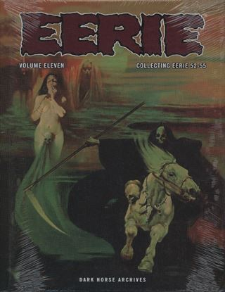 Picture of EERIE ARCHIVES HC VOL 11