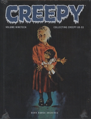 Picture of CREEPY ARCHIVES HC VOL 19