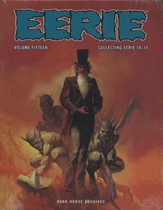 Picture of EERIE ARCHIVES HC VOL 15