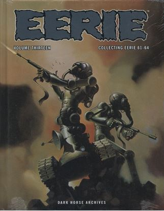 Picture of EERIE ARCHIVES HC VOL 13