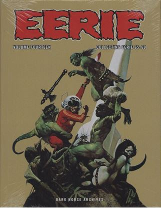 Picture of EERIE ARCHIVES HC VOL 14