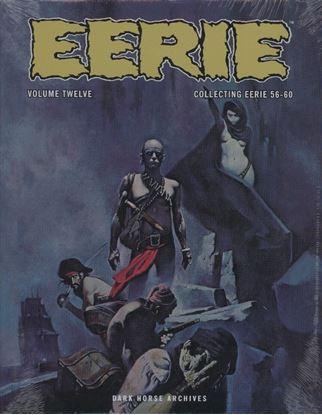 Picture of EERIE ARCHIVES HC VOL 12