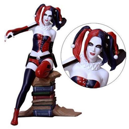 Picture of FFG DC COMICS HARLEY QUINN WEB EXCLUSIVE 1/6 RESIN STATUE