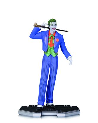 Picture of DC COMICS ICONS JOKER STATUE