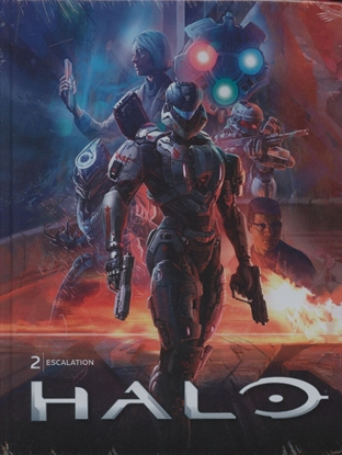 Picture of HALO LIBRARY ED HC VOL 02