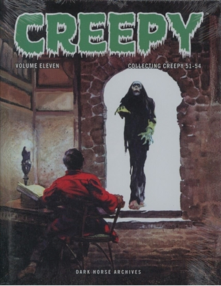 Picture of CREEPY ARCHIVES HC VOL 11