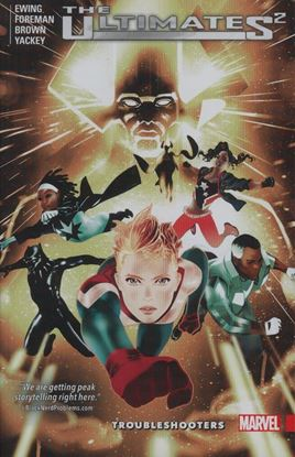 Picture of ULTIMATES 2 TP VOL 01 TROUBLESHOOTERS