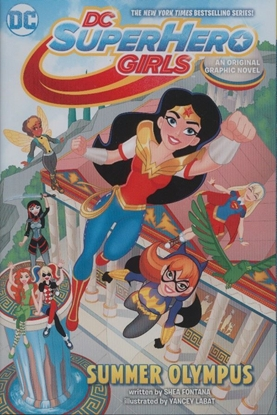 Picture of DC SUPER HERO GIRLS TP VOL 3 SUMMER OLYMPUS