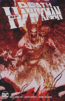 Picture of DEATH OF HAWKMAN TPB
