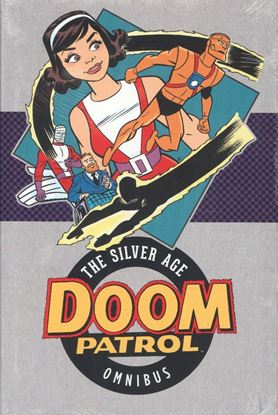 Picture of DOOM PATROL THE SILVER AGE OMNIBUS HC