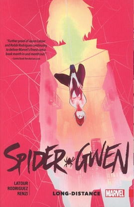 Picture of SPIDER-GWEN TP VOL 03 LONG-DISTANCE
