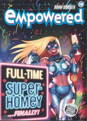 Picture of EMPOWERED TPB VOL 10
