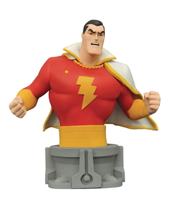 Picture of JLA THE ANIMATED SERIES SHAZAM RESIN BUST