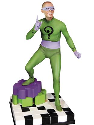 Picture of BATMAN 1966 RIDDLER MAQUETTE