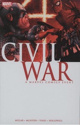 Picture of CIVIL WAR TPB