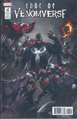 Picture of EDGE OF VENOMVERSE #1 (OF 5) MATTINA TEASER VAR