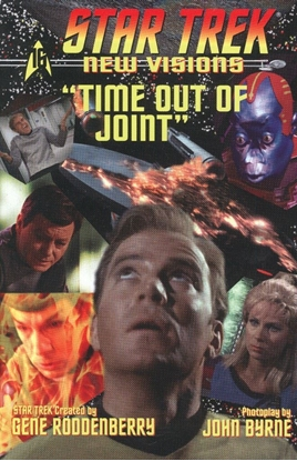 Picture of STAR TREK NEW VISIONS TIME OUT OF JOINT