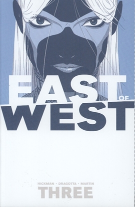 Picture of EAST OF WEST TPB VOL 3 THERE IS NO US NEW PTG