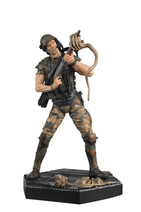 Picture of ALIEN PREDATOR FIG COLL #3 HICKS FROM ALIEN