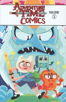 Picture of ADVENTURE TIME COMICS TPB VOL 02