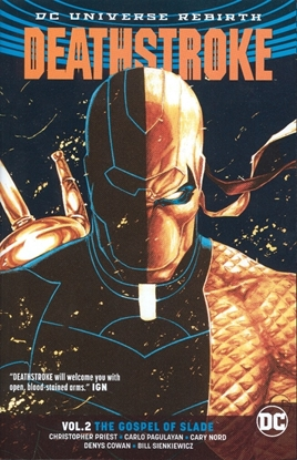 Picture of DEATHSTROKE TP VOL 02 THE GOSPEL OF SLADE (REBIRTH)