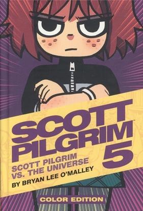 Picture of SCOTT PILGRIM COLOR HC VOL 5