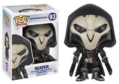Picture of FUNKO  POP GAMES OVERWATCH REAPER #93 NEW VINYL FIGURE