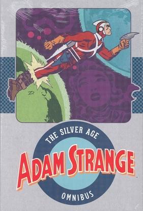 Picture of ADAM STRANGE THE SILVER AGE OMNIBUS HC VOL 1