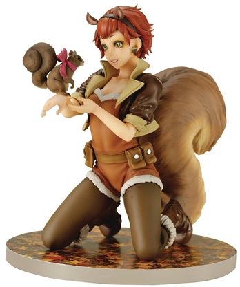 Picture of MARVEL SQUIRREL GIRL BISHOUJO STATUE NEW