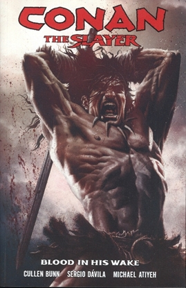 Picture of CONAN THE SLAYER TP VOL 01 BLOOD IN HIS WAKE