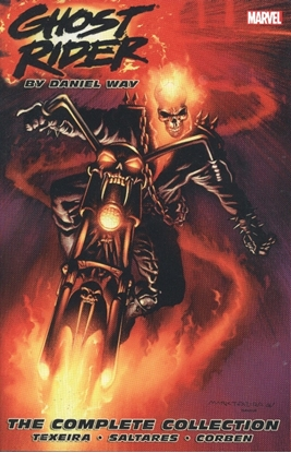 Picture of GHOST RIDER BY DANIEL WAY COMPLETE COLLECTION TPB